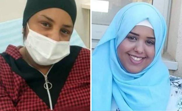האחיות שמתו מסיבוכי קורונה (צילום: באדיבות אתר אלחמרא)