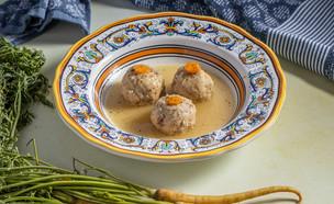 """גפילטע פיש ממולא - איתיאלה היאט (צילום: נתנאל ישראל, מתוך """"מאסטר שף"""")"""