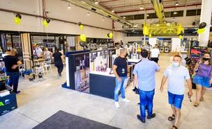 מחסני חשמל אילת - מתחם מוצרי האלקטרוניקה והסלולר הגדול בישראל (צילום: שלומי זירה)