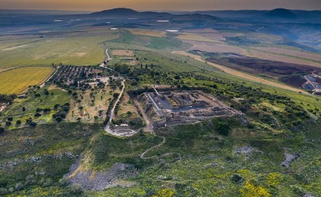 גן לאומי כוכב הירדן (צילום: יובל מורן)