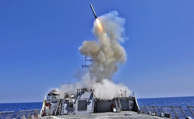 הטיל (צילום: U.S Navy, GettyImages)
