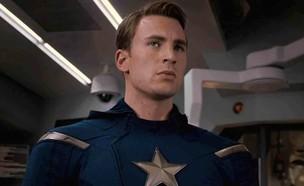 """כריס אוונס, מתוך """"קפטן אמריקה"""" (צילום: Paramount Pictures, צילום מסך)"""