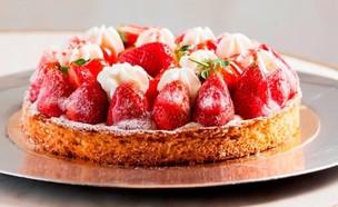 טארט תותים - מימי (צילום: דניאל לילה )