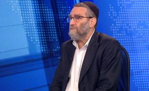 משה גפני (צילום: החדשות 12)