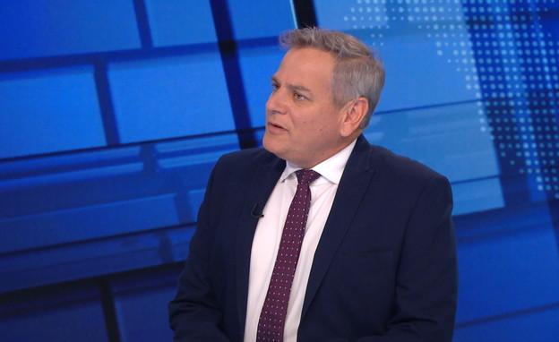 ניצן הורוביץ (צילום: חדשות 12)