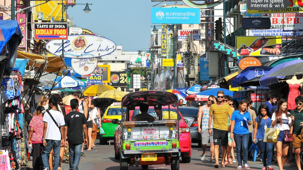 בנגקוק (צילום: i viewfinder, shutterstock)