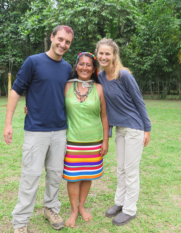 שבט הסצ'ילה באקוודור