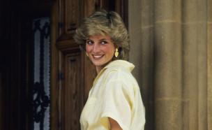 הנסיכה דיאנה, 1987 (צילום: Georges De Keerle, getty images)
