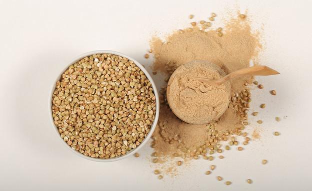 קמח כוסמת (צילום: Anna81, shutterstock)