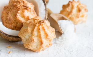 עוגיות קוקוס לפסח (צילום: udra11, ShutterStock)