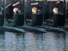 צוללות איראן (צילום: Erfan Kouchari\TasnimNews\Wikimedia Commons)