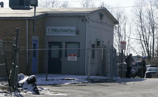 מפעל של פרוטרום בניו ג'רזי (צילום: ap)