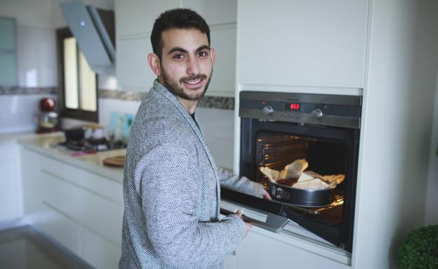 המטבח של חיים כהן (צילום: עופר חן)