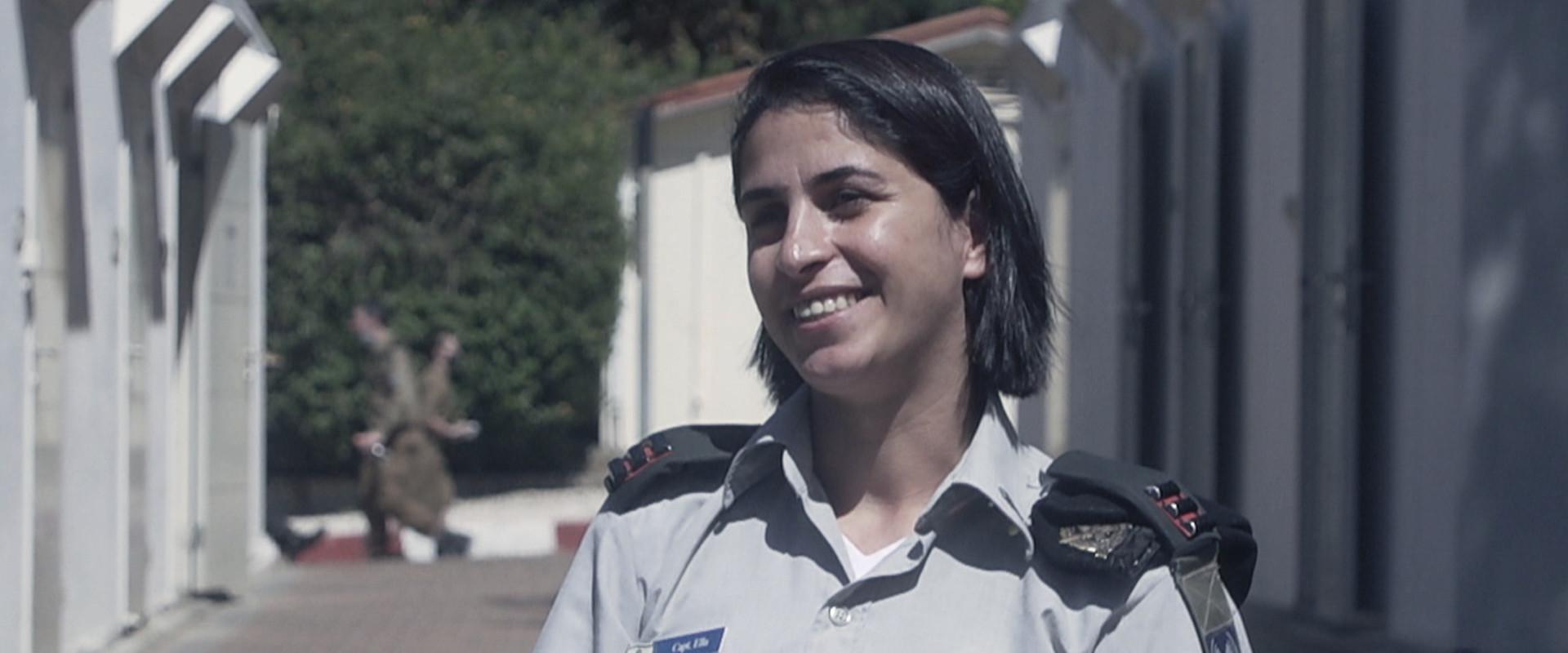 סרן אלה ואויה, ראש תחום תקשורת ערבית בדובר צה