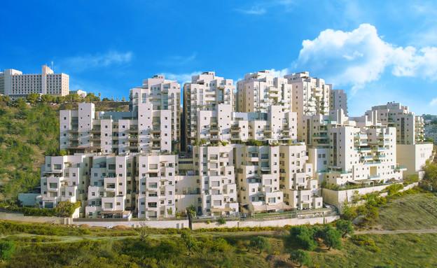 TOP ARNONA ירושלים (צילום: HIGH VIEW)