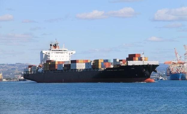 אוניה בבעלות ישראלית שהאירנים שיגרו לעברה טיל