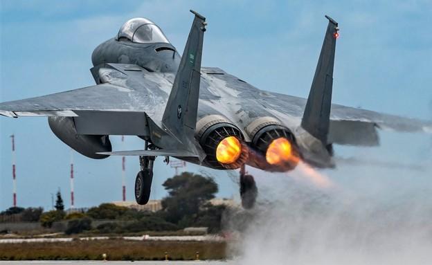 חילות האוויר (צילום: Modgovksa, Twitter)