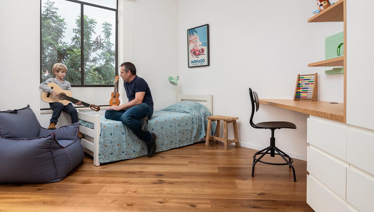 בית במושב בשרון, עיצוב ליאת הדס