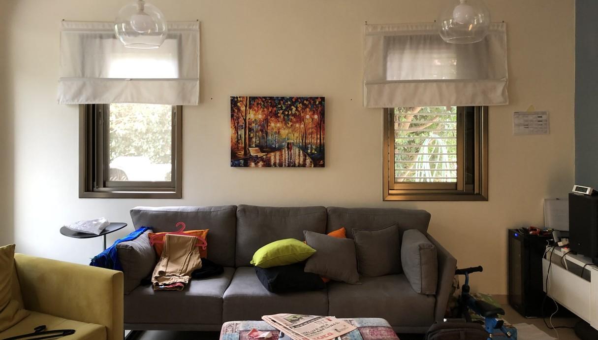 בית במושב בשרון, עיצוב ליאת הדס, לפני שיפוץ