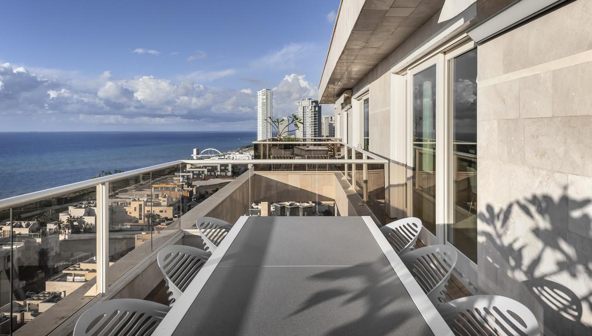 דירה בנתניה, עיצוב הלל אדריכלות