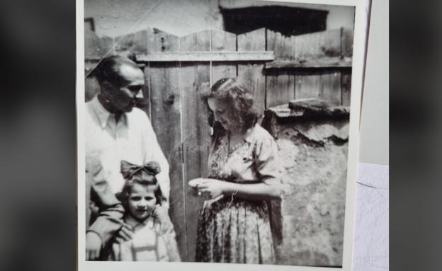 בסבאטי מיקולאש, עם צעירים יהודים