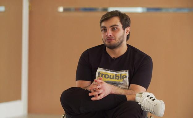 יונתן בוקס (צילום: החדשות 12)