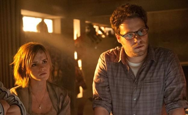 """מתוך """"סוף."""" (צילום: Sony Pictures Releasing, צילום מסך)"""