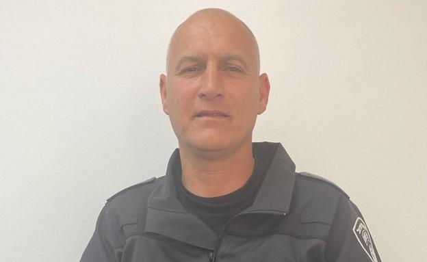 ניצב משנה אבי טל  (צילום: משטרת ישראל)
