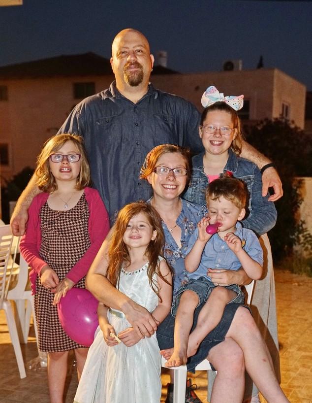 משפחת שטרובך  (צילום: באדיבות המצולמים)