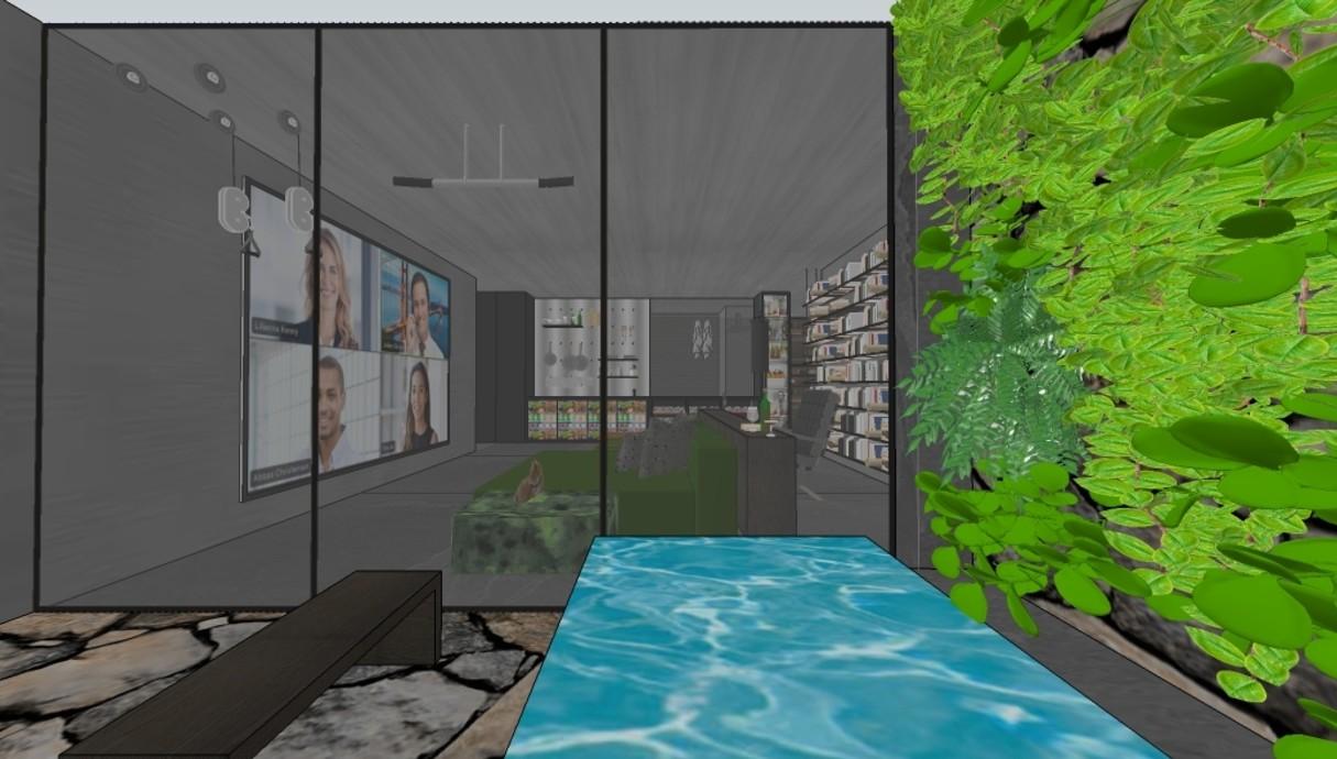 דירת חלומות, תכנון אדריכלית נורית בן יוסף - 2