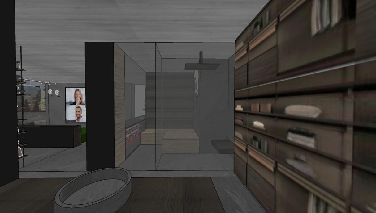 דירת חלומות, תכנון אדריכלית נורית בן יוסף - 3