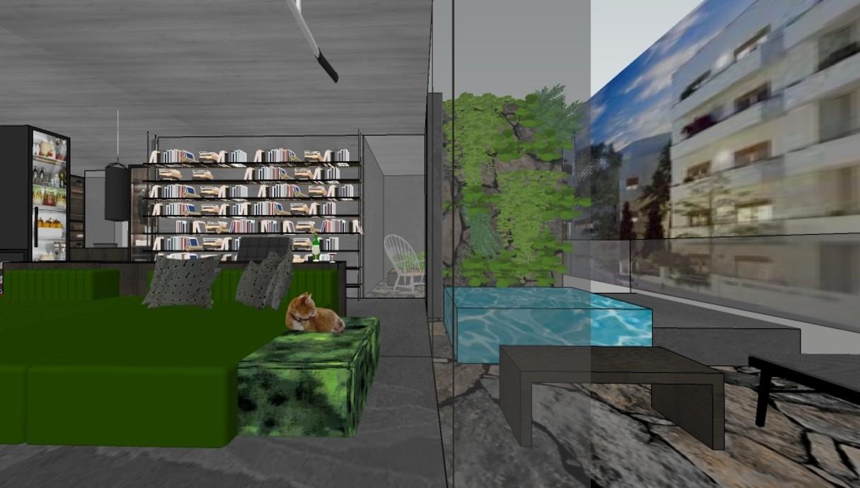 דירת חלומות, תכנון אדריכלית נורית בן יוסף - 6