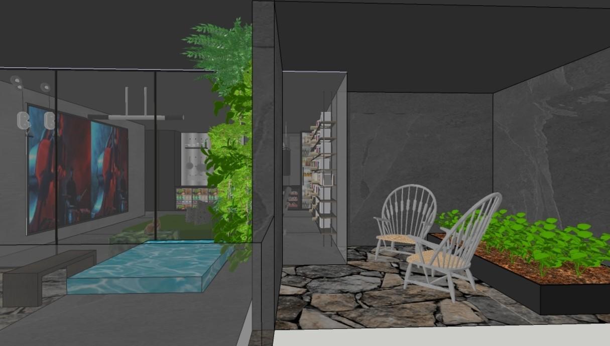 דירת חלומות, תכנון אדריכלית נורית בן יוסף - 7
