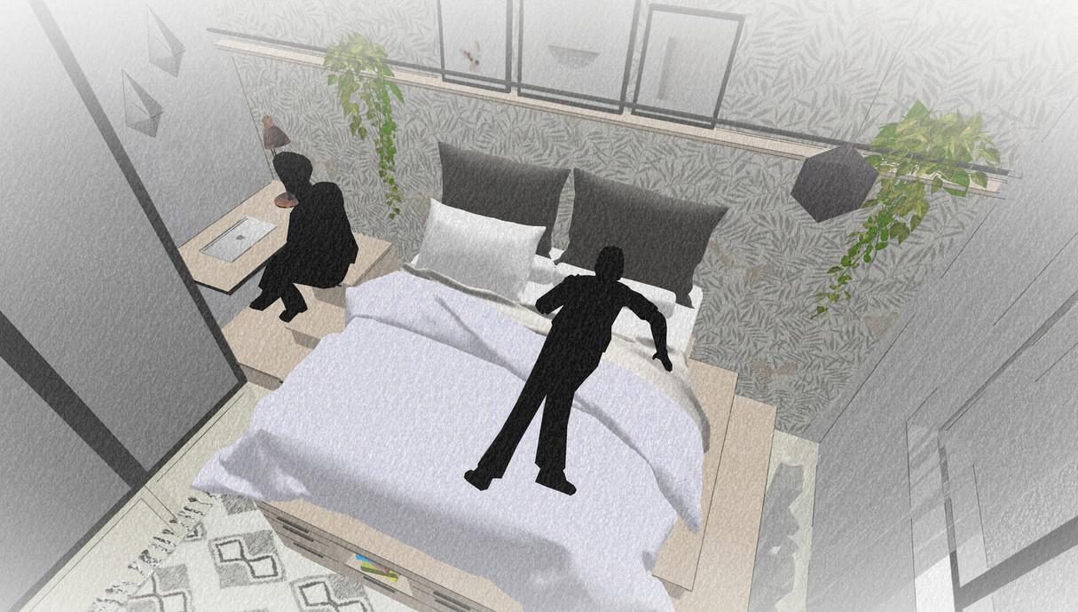 דירת חלומות, תכנון מעצב הפנים רועי זליחובסקי - 3