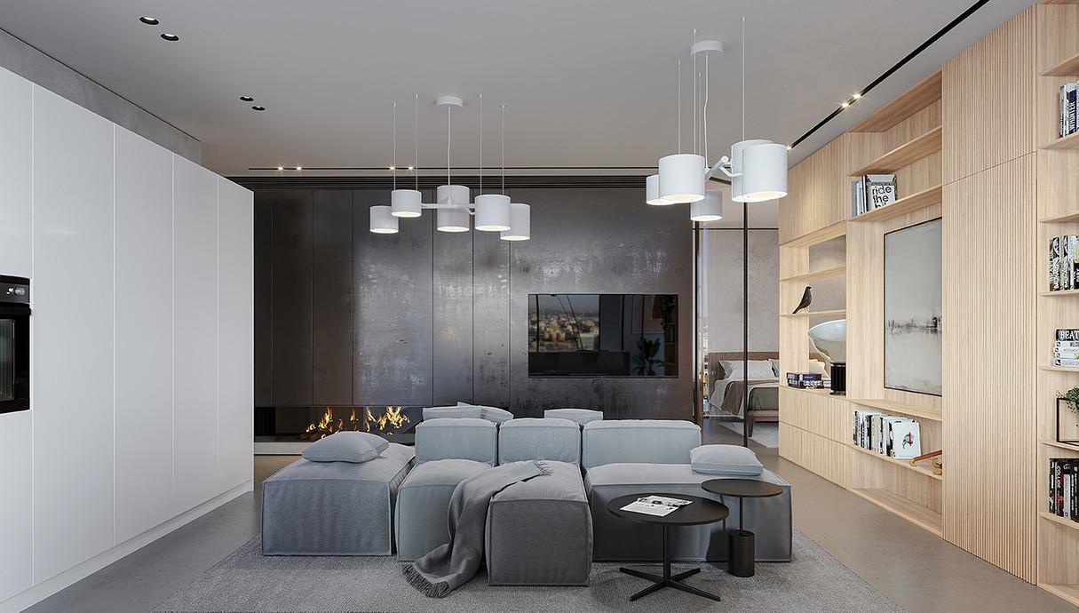 דירת חלומות, תכנון אדריכלית מרין פרי אלי - 2