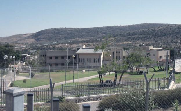 כלא חרמון (צילום: חדשות 12)
