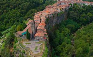 עיירה בספרד (צילום:  VideoBCN, shutterstock)