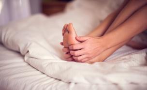 כאבים ברגל (צילום: aleks333, Sutterstock)