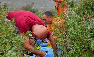 חילוצים (צילום: באדיבות יחידות  החילוץ)