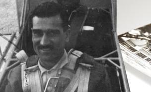 """אלי כהן האיש שלנו בדמשק יחידה 81 (צילום: דובר צה""""ל)"""