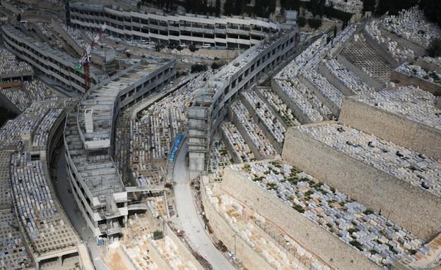 בית עלמין הר המנוחות (צילום: יוחאי הלל, פלאש 90)