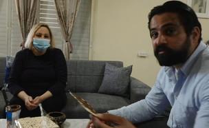 איך הפכו המצות להיות להיט בחברה הערבית?  (צילום: החדשות 12)