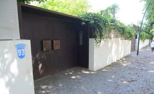 הווילה של רומן אברמוביץ רחוב יצחק בן צבי 93-95 הרצליה פיתוח (צילום: איל יצהר, גלובס)