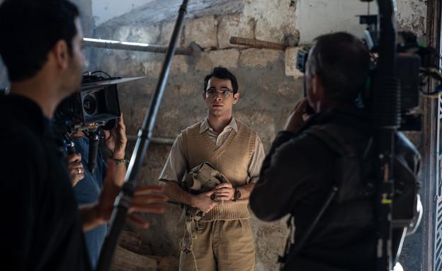 """צילומי הסדרה פלמח (צילום: טין ניק yes, יח""""צ)"""