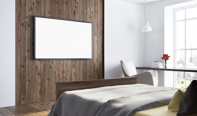 חדר מלון (צילום:  ImageFlow, Shutterstock)