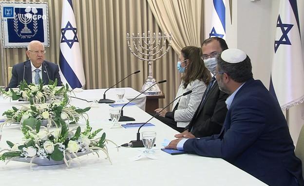 """הציונות הדתית ממליצים לנשיא (צילום: לע""""מ)"""