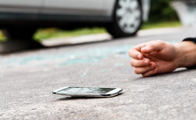 תאונת דרכים, תאונה (צילום: shutterstock)