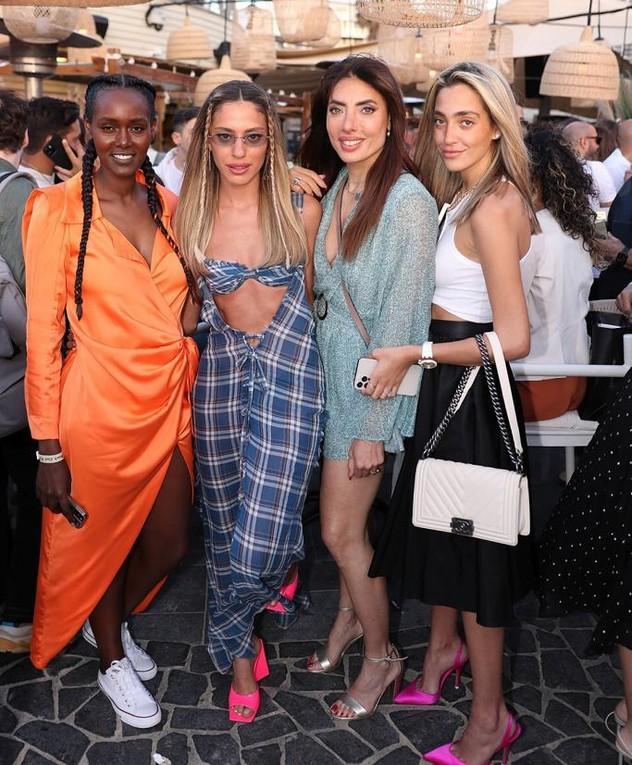 תצוגת אופנה, אוריה עזרן, אפריל 2021