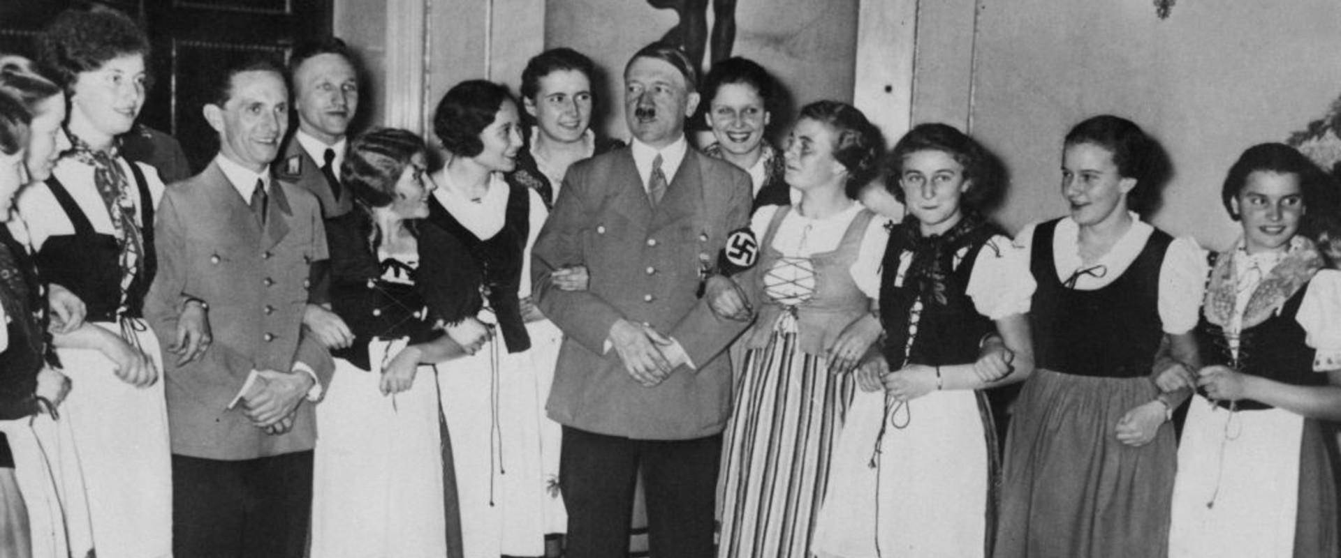 הנשים של היטלר