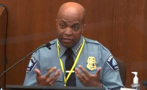מפקד משטרת מיניאפוליס מדריה ארדונדו (צילום: reuters)